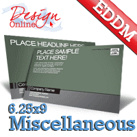 6.25x9 Every Door Direct Mail Design Online